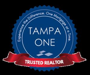 Tampa's Best Realtor Badge