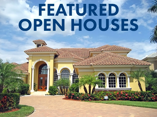 Tampa Bay Area Open Houses